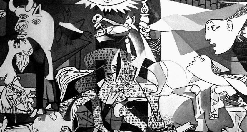 Exposition Madrid fête Picasso pour les 80 ans de Guernica   Le Quotidien