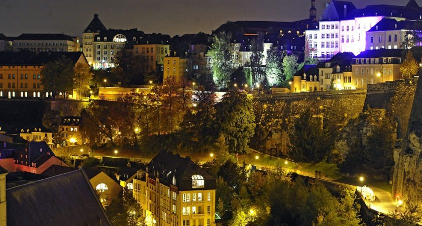 Luxembourg capitale