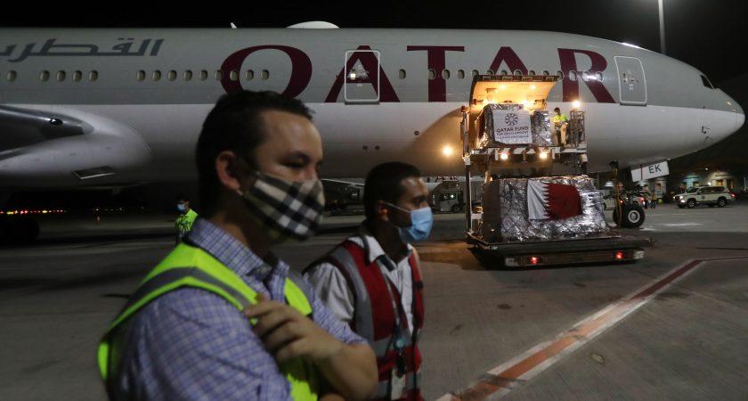 Qatar : jusqu'à trois ans de prison pour non-port du masque | Le ...