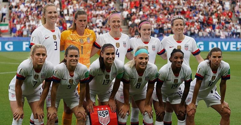 Un juge déboute les joueuses des États-Unis réclamant l'égalité salariale — Foot
