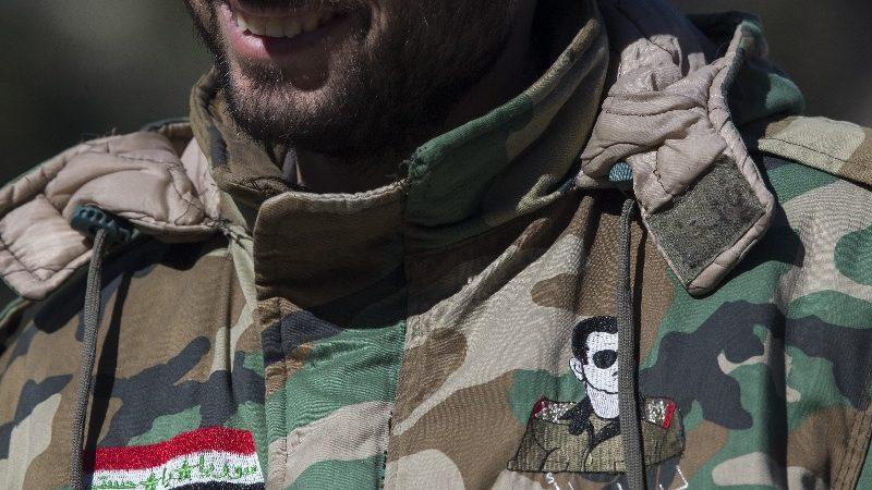 Le régime syrien condamne