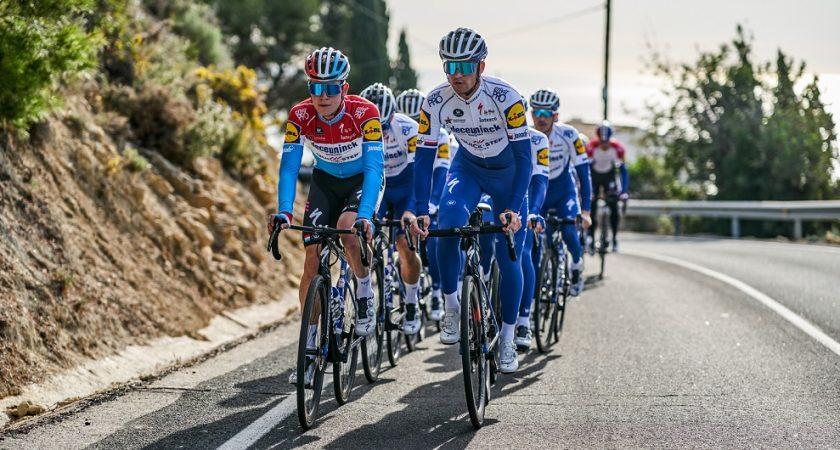 Stage en vue des classiques pour Deceuninck - Fil Info - Cyclisme