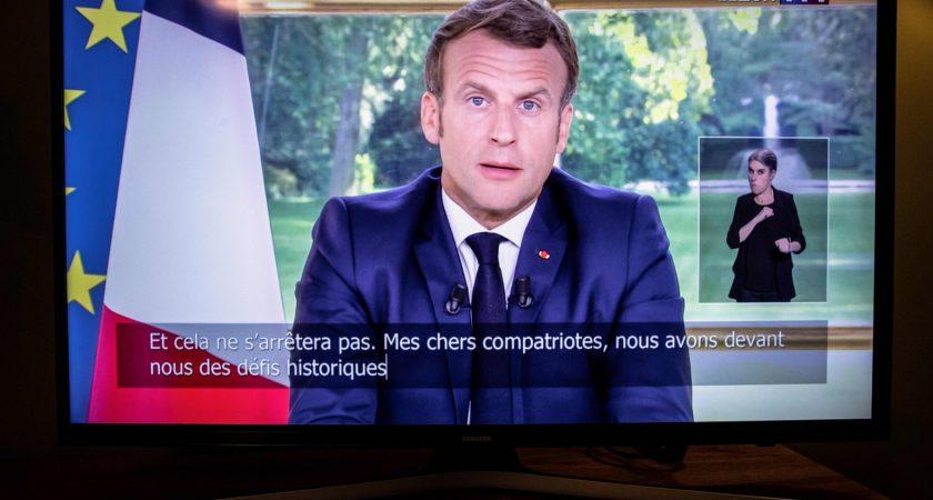Comment les Français ont-ils accueilli le discours d'Emmanuel Macron ?