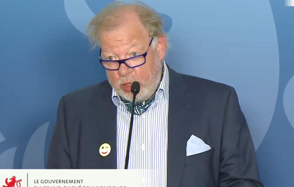 Alain Rix, président de l'Horesca (Photo : DR).