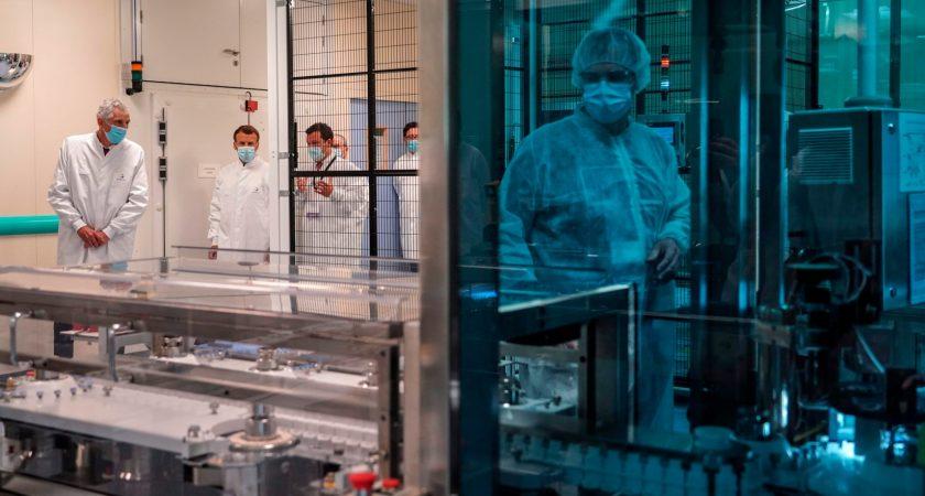 Coronavirus : le laboratoire français Sanofi est confiant sur ses potentiels vaccins