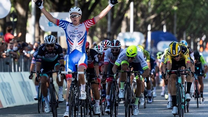 Le Français Arnaud Démare remporte Milan-Turin - Fil Info - Cyclisme