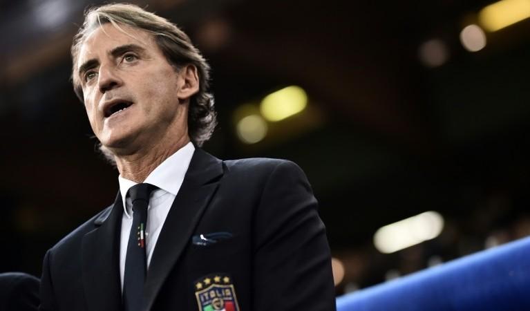 L'énorme erreur de Mancini avec Chiellini — Italie