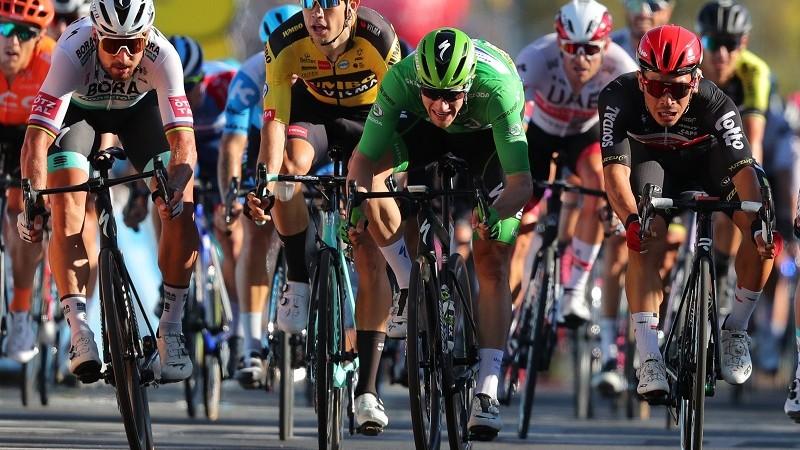 Ewan gagne la 11e étape — Tour de France
