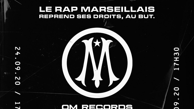 BMG et l'Olympique de Marseille lancent le label OM Records