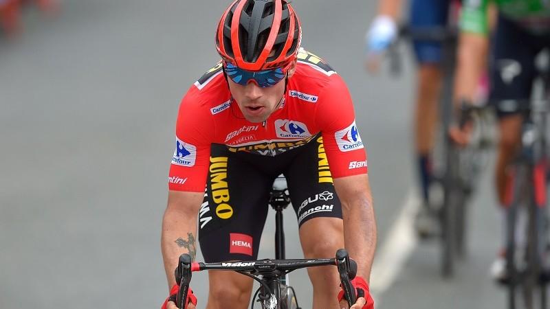 Vuelta : Dan Martin vainqueur au sprint devant Roglic