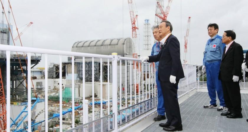 Nucléaire : l'eau contaminée de la centrale de Fukushima rejetée à la mer