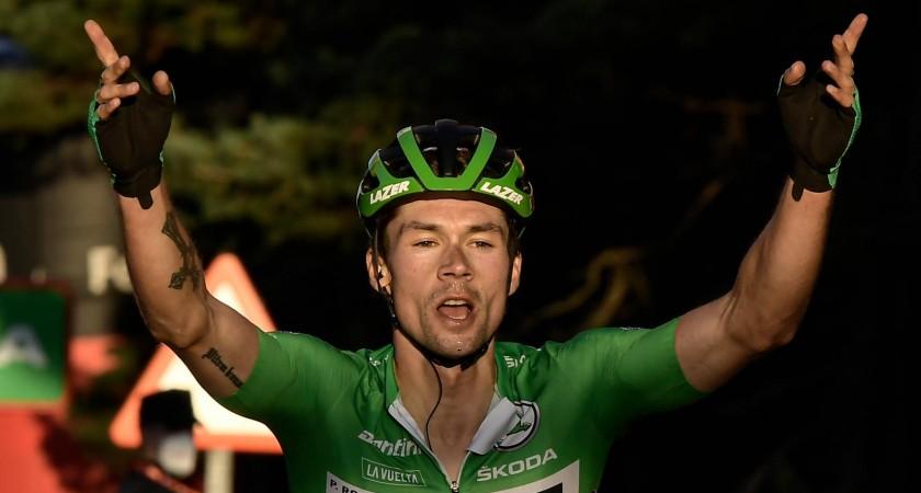 Roglic reprend les commandes de la Vuelta